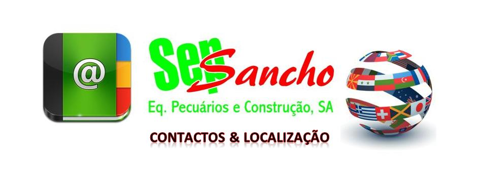 Contactos Localização